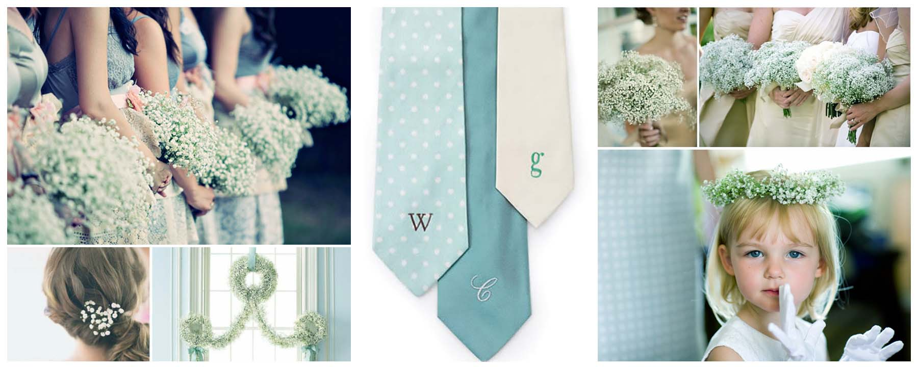 wedding flowers and their meanings… baby's breath  maybrides, Natural flower