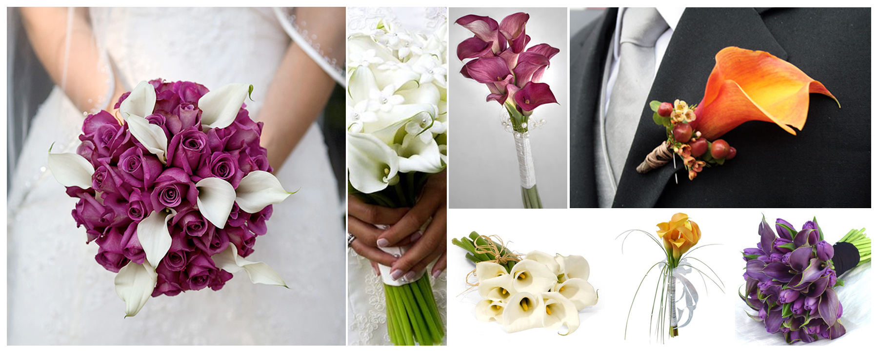 Wedding flowers and their meanings calla lily maybrides wedding click izmirmasajfo